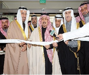 Riyadh Governor Opens Diabetes Center at King Khalid Eye Specialist Hospital